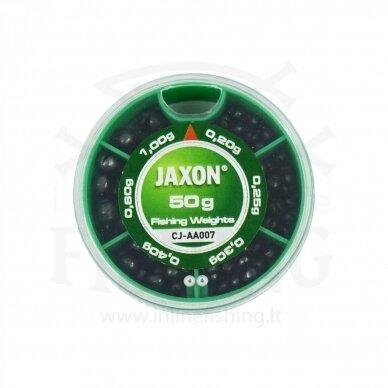 Svarelių komplektas, Jaxon 50 g