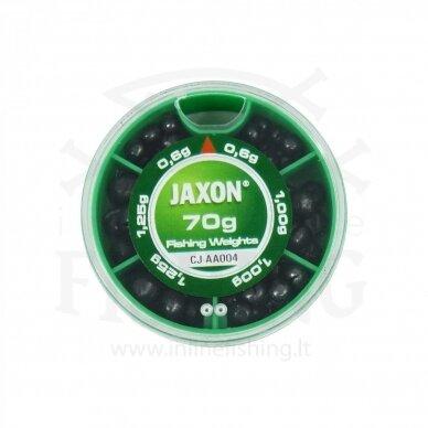 Svarelių komplektas, Jaxon 70 g
