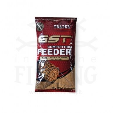 Traper GST Feeder competition jaukas Lake (Ežeras) 1 kg