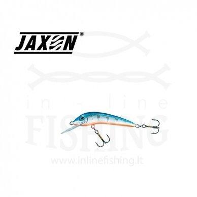 Vobleris Jaxon Ferox F N 2,5 g, neria 0,4-1,2 m, ilgis 4 cm