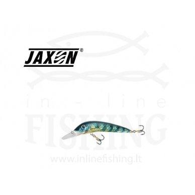 Vobleris Jaxon Ferox F O 2,5 g, neria 0,4-1,2 m, ilgis 4 cm