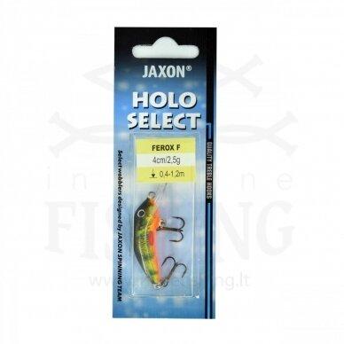Vobleris Jaxon Ferox F OM 2,5 g, neria 0,4-1,2 m, ilgis 4 cm