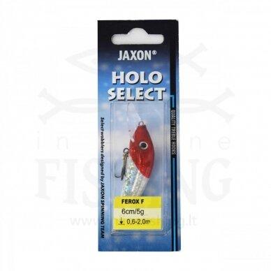 Vobleris Jaxon Ferox F RH 5 g, neria 0,6-2,0 m, ilgis 6 cm