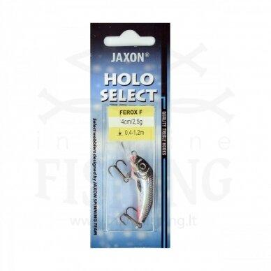Vobleris Jaxon Ferox F SC 2,5 g, neria 0,4-1,2 m, ilgis 4 cm