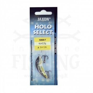 Vobleris Jaxon Ferox F T 2,5 g, neria 0,4-1,2 m, ilgis 4 cm