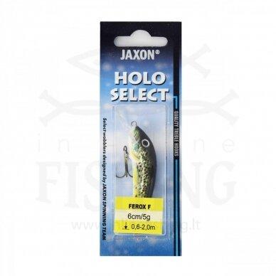 Vobleris Jaxon Ferox F T 5 g, neria 0,6-2,0 m, ilgis 6 cm