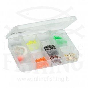 Žvejybinė dėžutė Jaxon 11 x 8 x 2 cm