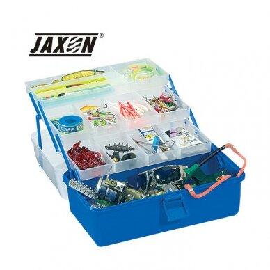 Žvejybinė dėžė Jaxon 350 x 250 x 50 mm