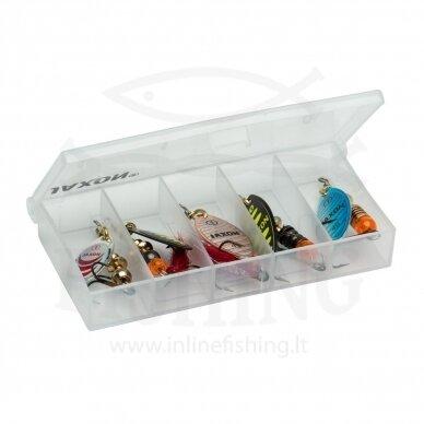 Žvejybinė dėžutė Jaxon 100 x 50 x 20 mm