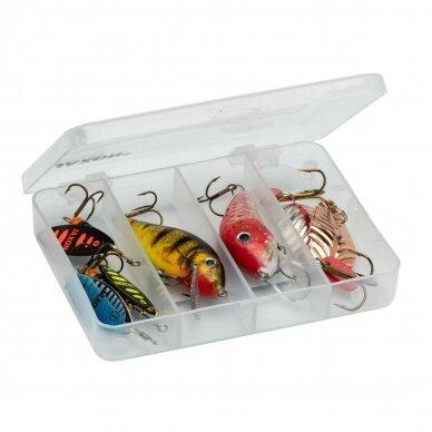 Žvejybinė dėžutė Jaxon 110 x 80 x 20 mm