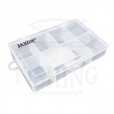 Žvejybinė dėžutė Jaxon 125 x 80 x 28 mm